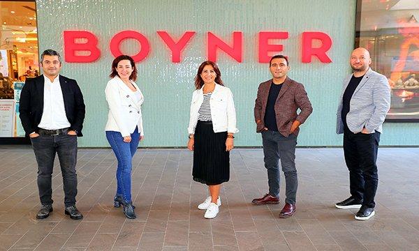 Boyner İzmir'de medya mensupları ile bir araya geldi