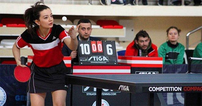 BTA çalışanı Türkiye Masa Tenisi Şampiyonu oldu!