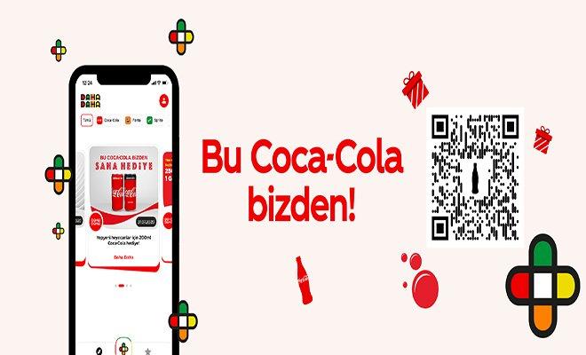 """""""Bu Coca-Cola Bizden"""" kampanyası başladı"""