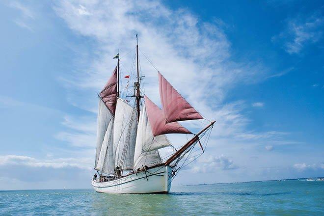 Bu sene yelkenler İlhan Koman'ın eseri için açılacak