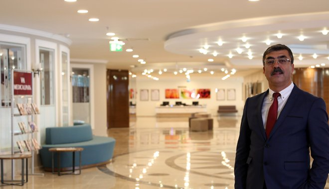 Bursa VM Medical Park Hastanesi hizmete başladı