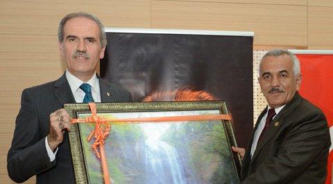 Büyükşehir Belediye Başkanı Recep Altepe