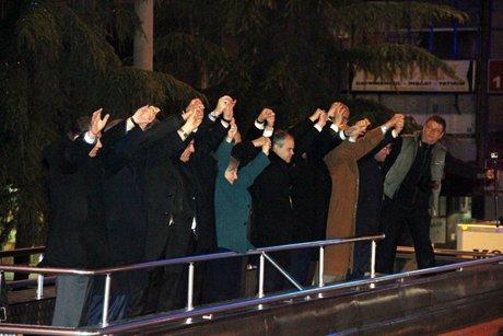 """Çağatay Kılıç, """"Samsun Başbakan'a sahip çıktı"""