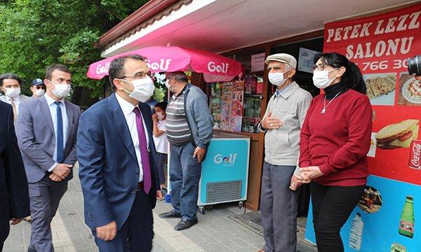 Çankırı Çerkeş'te 4.2 büyüklüğünde deprem