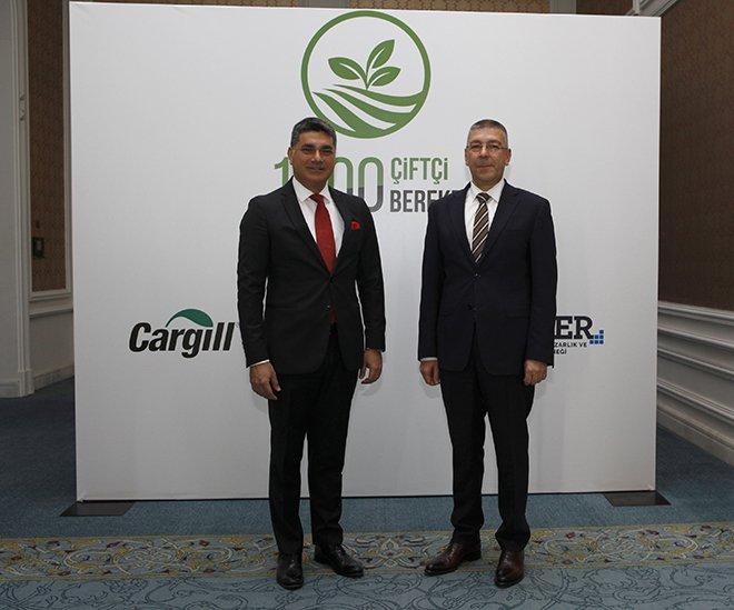 Cargill, '1000 Çiftçi 1000 Bereket'