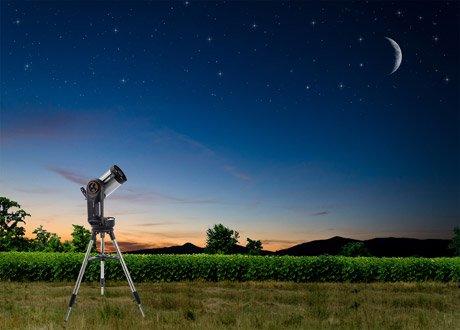 Celestron ile Gökyüzünde Şenlik Var