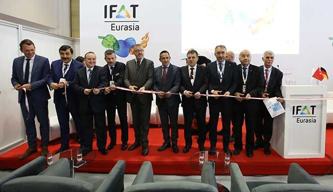 Çevre Teknolojilerinin Nabzı İstanbul'da Atıyor