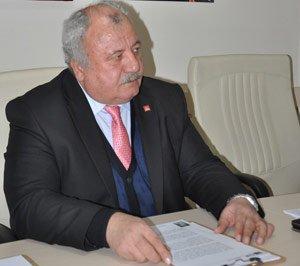 CHP Kırklareli İl Başkanı Recep Zengin