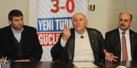 CHP'li eski vekil AK Parti'den aday oldu