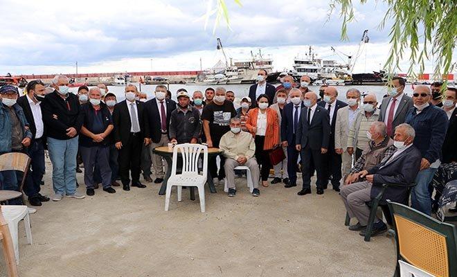 CHP'nin Su Araştırmaları Komisyonu, Trakya'da