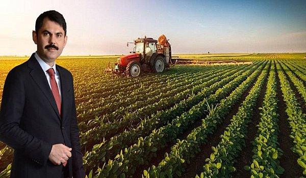 Çiftçiye hazineden ücretsiz arazi dağıtımı!