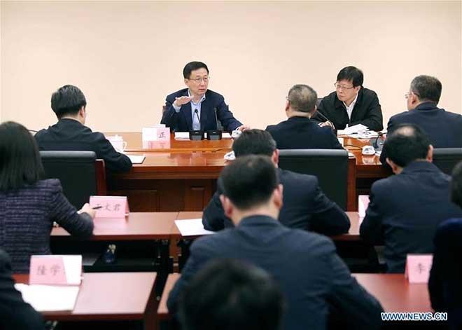 Çin Başbakan Yardımcısı Sağlık Sigorta Çağrısında Bulunuyor