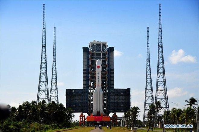 Çin Uzay İstasyonu Kurma Görevine Hazırlanıyor