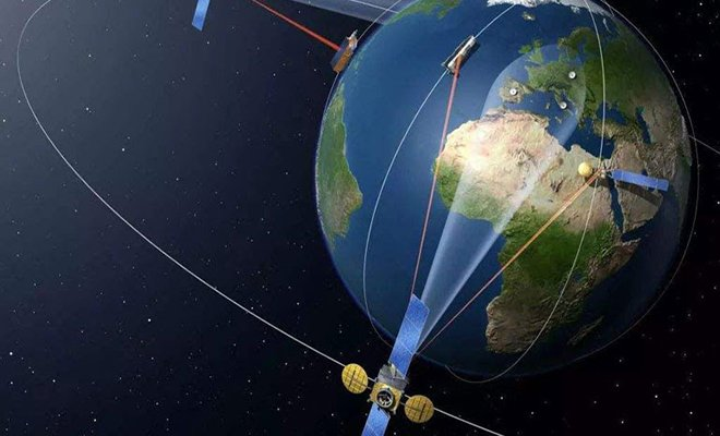 Çin'in Beidou Navigasyon Uydu Sistemi haziranda