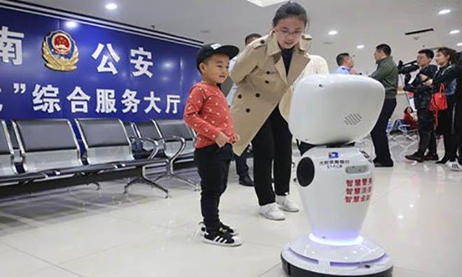 Çin'in İlk 5G Karakolu Shenzhen'de Açıldı