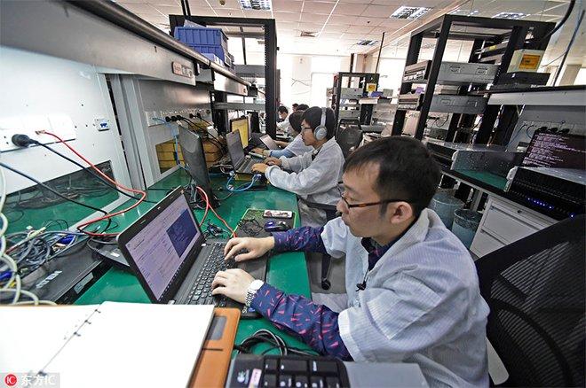 Çinli Süper Bilgisayar Üreticisi Sugon, Hızlı Büyümeye Devam