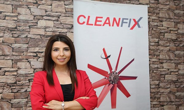 Cleanfix İş makinaları için çığır açan teknoloji