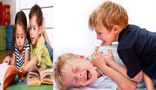 Çocuğunuz arkadaşlarını ısırıyorsa dikkat