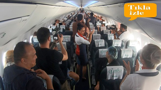 10 Haziran'da 40 ülkeye uçuşlar başlıyor