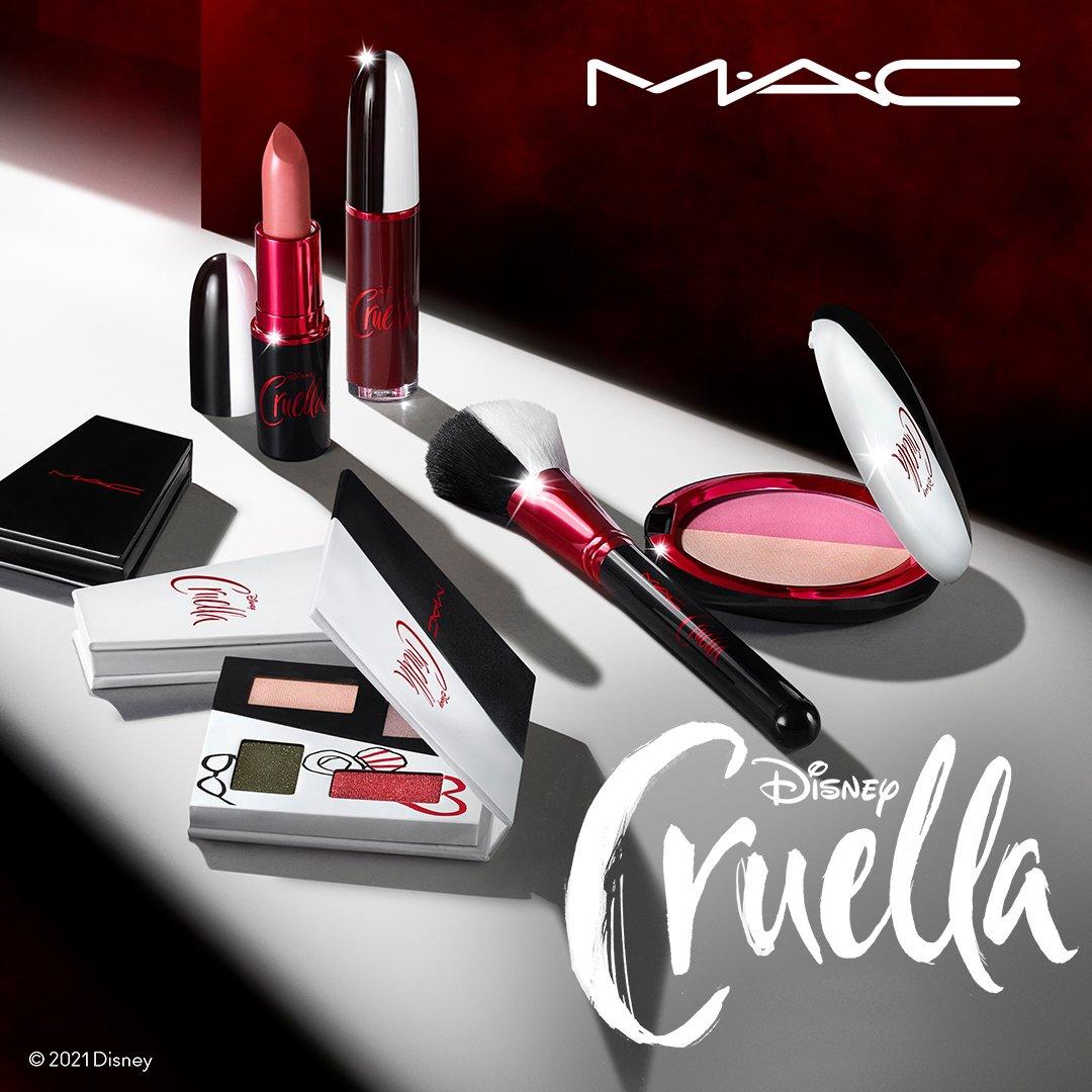 Cruella Muhteşemliği Şimdi M·A·C'te!