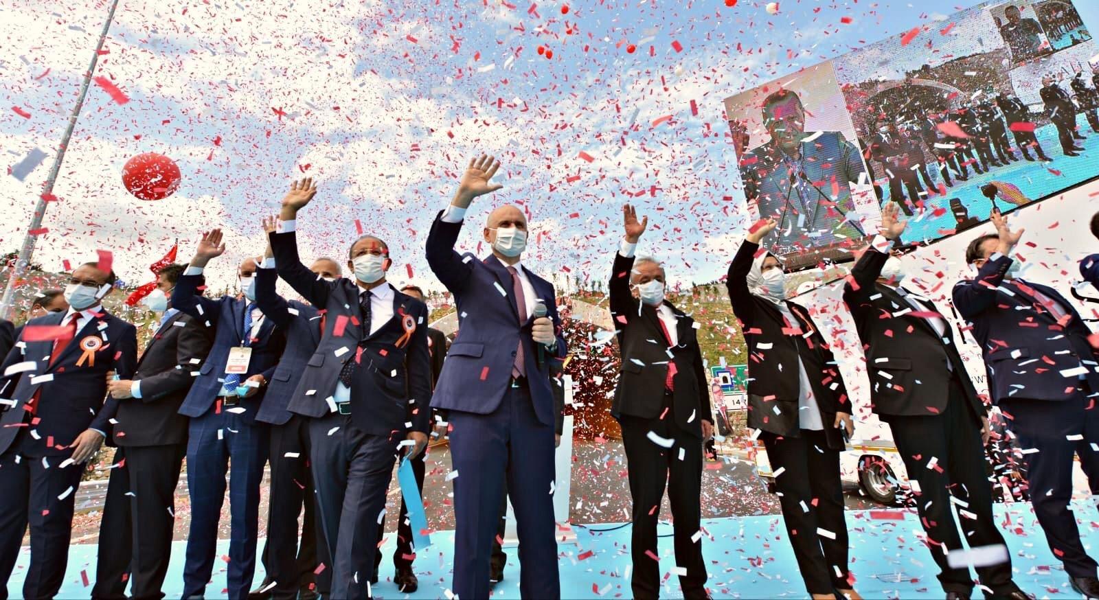 Cumhurbaşkanı Erdoğan canlı bağlantıyla katıldı!
