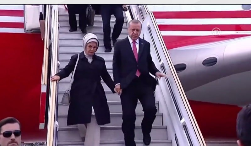 Cumhurbaşkanı Erdoğan'dan İstanbul adayı açıklaması