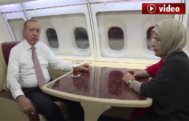 Cumhurbaşkanı Erdoğan'dan Ramazan mesajı video