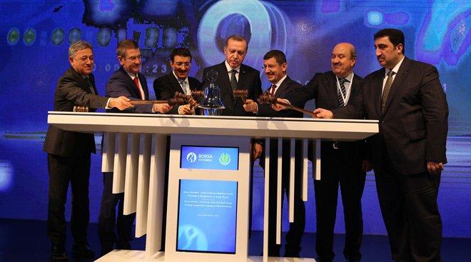 Cumhurbaşkanı Erdoğan piyasalara uyarı