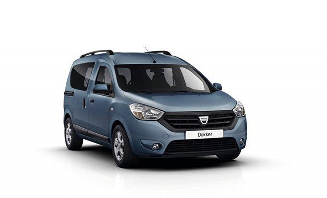 Dacia Dokker 10.000TL peşinat fırsatı