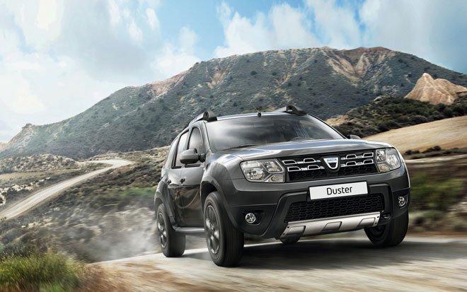 Dacia modellerinde Kasım ayında sıfır faiz!