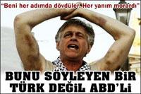 ABD'li aktivist, Atina'da Ki Gösterilerine Katıldı!
