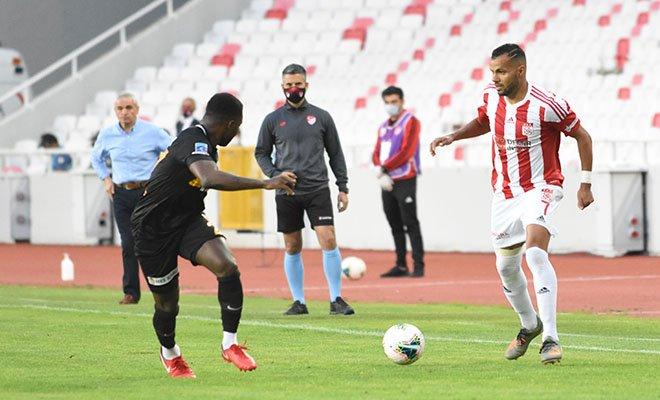 Demir Grup Sivasspor - Hes Kablo Kayserispor: 0-2