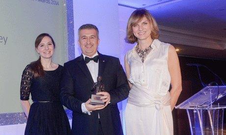 DenizBank, 'Türkiye'de Yılın Bankası' seçildi