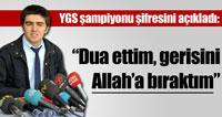 Kafalar Karışık, Sınav'larda Şaibe Varmı?