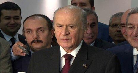 Devlet Bahçeli'den 'Hakan Fidan' tepkisi