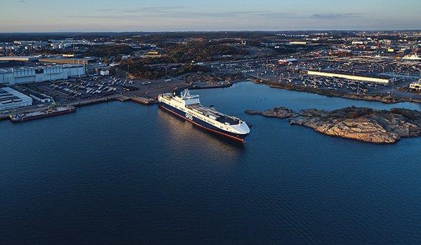 DFDS'den yenilenebilir yakıt geliştirmek üzere dev iş birliği