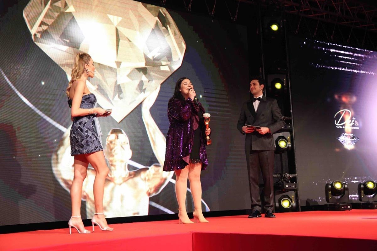 ''Diamonds Of Turkey 2021'' ödülleri sahiplerini buldu