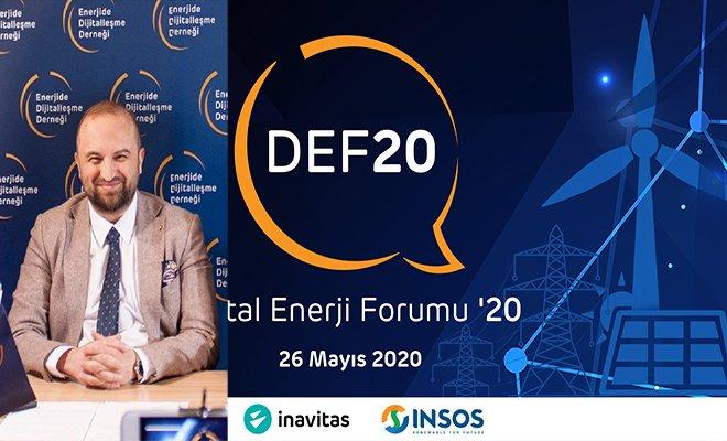 Dijital enerji forum'20