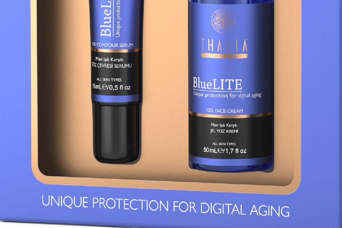 Dijital yaşlanmayı BlueLITE ile durdurun!
