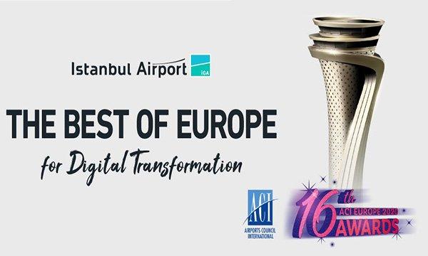 (video)Dijitalleşmenin lideri İstanbul Havalimanı…