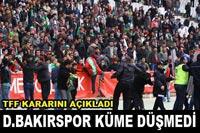 TFF, Diyarbakır'ı Tek Farklı Yenilgiye Hükmetti!