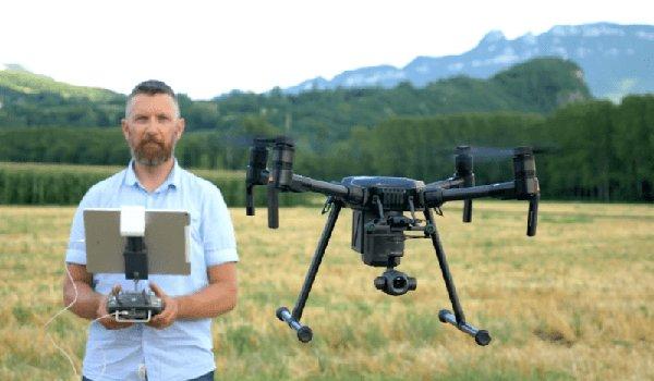 Dron Bitki Sağlığı İçin En Doğru Verileri Sunuyor