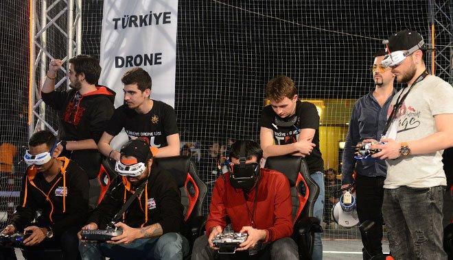 Drone Ligi 1.Etap İstanbul Etabı Sonuçları