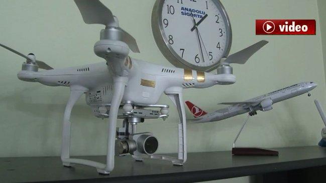 Drone Uçak Helikopter Sigorta Uzmanı Merih Zengin!video