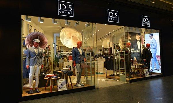 D'S Damat,Next Level AVM'de kapılarını açtı