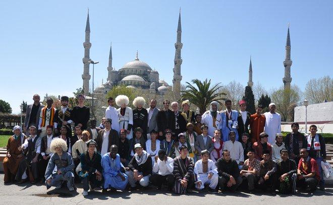 Dünya Onlar için Türkiye'de bir oluyor