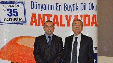 Dünyanın en büyük dil okulu WSI Antalya'da açtı.