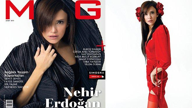 Duru, Samimi ve Yetenekli Nehir Erdoğan