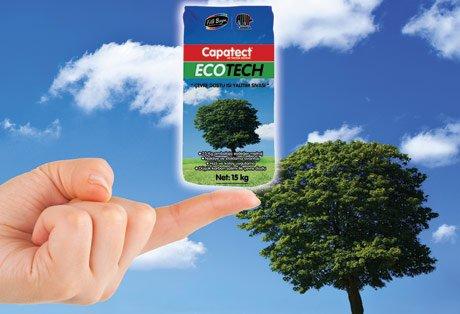 Ecotech Isı Yalıtım Sıvası