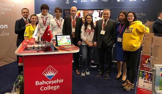 Eğitim dünyası Londra'da buluştu!